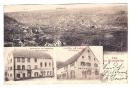 Thw. mit Gasthaus Hühnewreberger und Toussaint